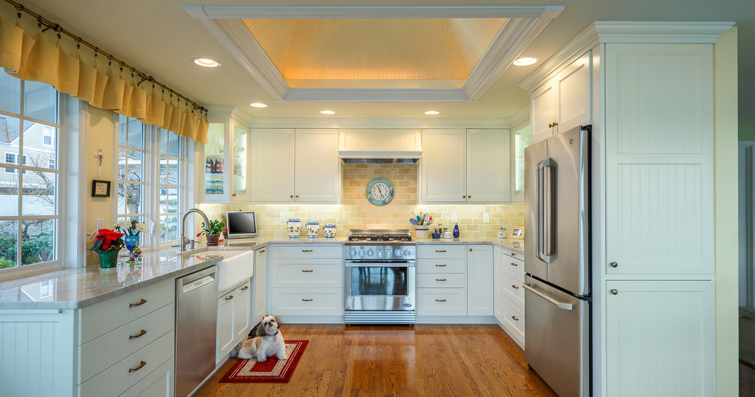 Madrona Beach Olympia--Interior Dimensions LLC