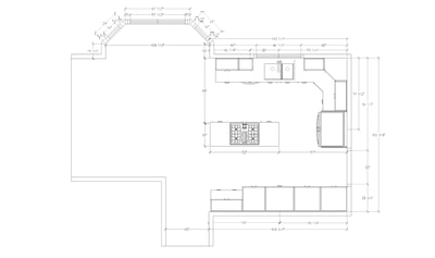 Floor Plan--Interior Dimensions LLC