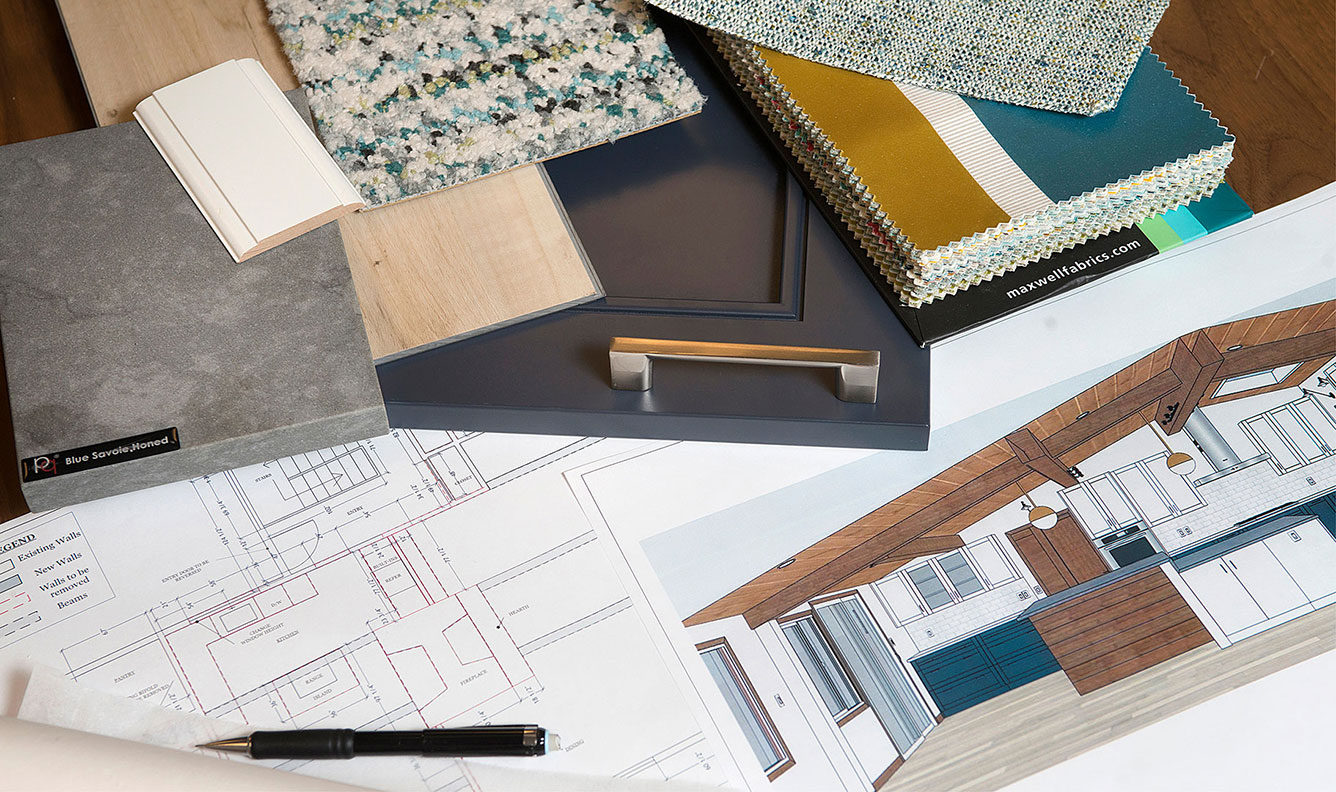 Material Selections - Interior Dimensions
